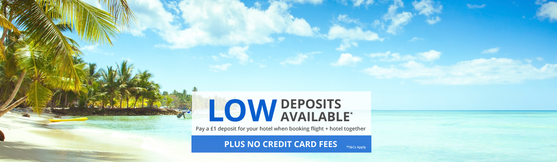 Low Deposits