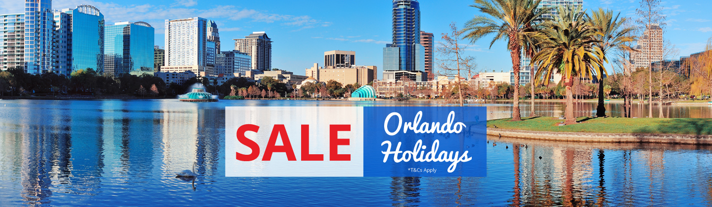 Orlando Holiday Sale